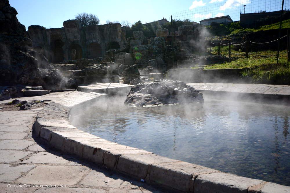 fordongianus baths sardinia
