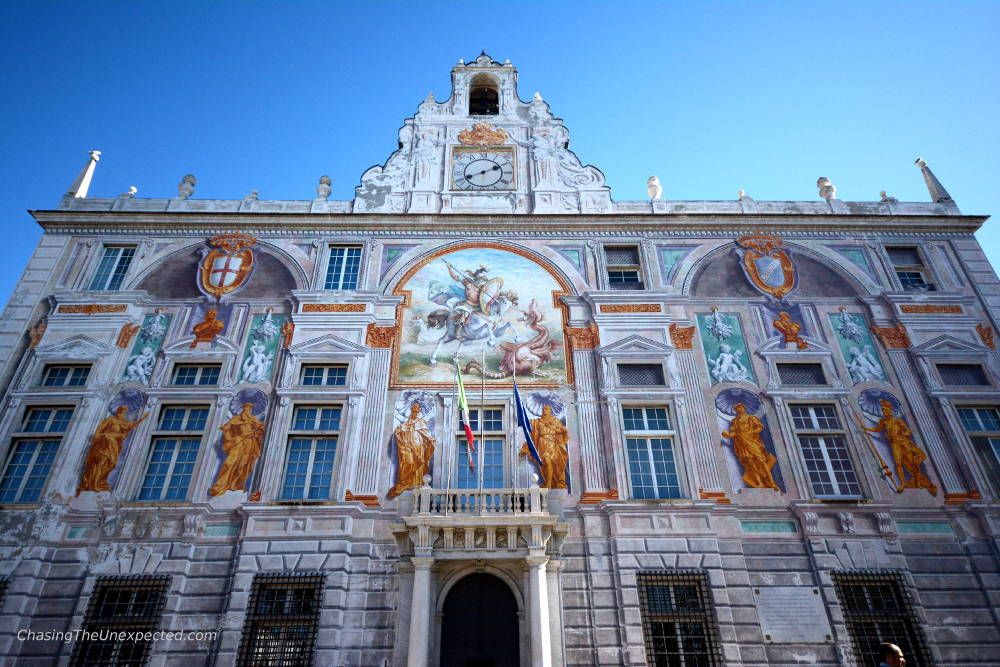genoa day trips from florence