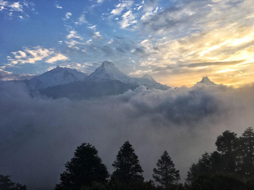 Ghorepani Poonhill Trek nepal