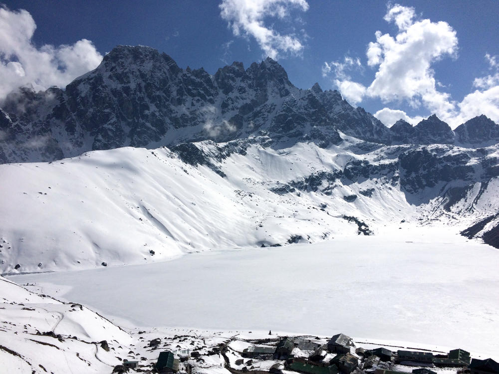 gokyo lakes nepal trekking places