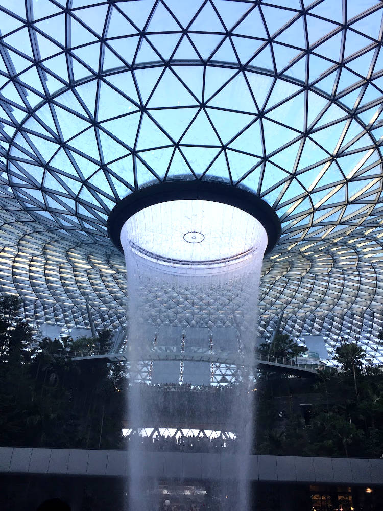 Image: Jewel Changi Airport in Singapore