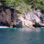 Image of kayaking in Dubrovnik