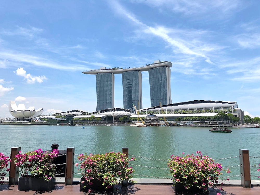 Image: Marina Bay Sands in Singapore